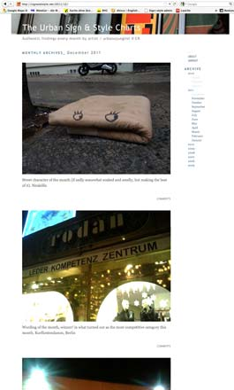 Weblog_Screenshot
